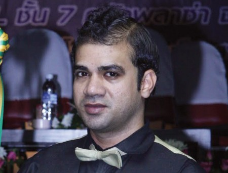 Pakistani Snooker World Championship 2013