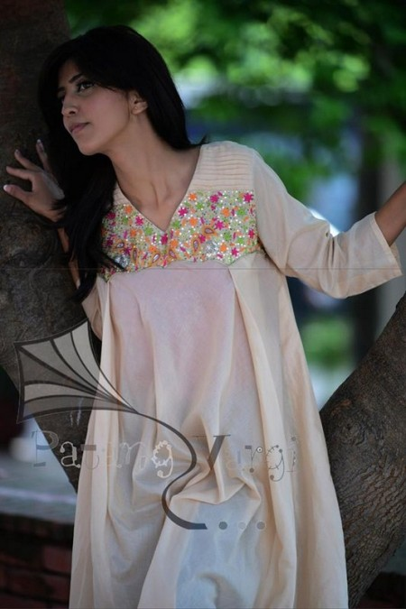 Patang Vargi Women Eid Ul Azha Collection 2013