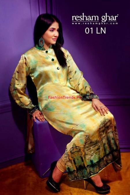 Resham Ghar Fall Winter Collection For Women