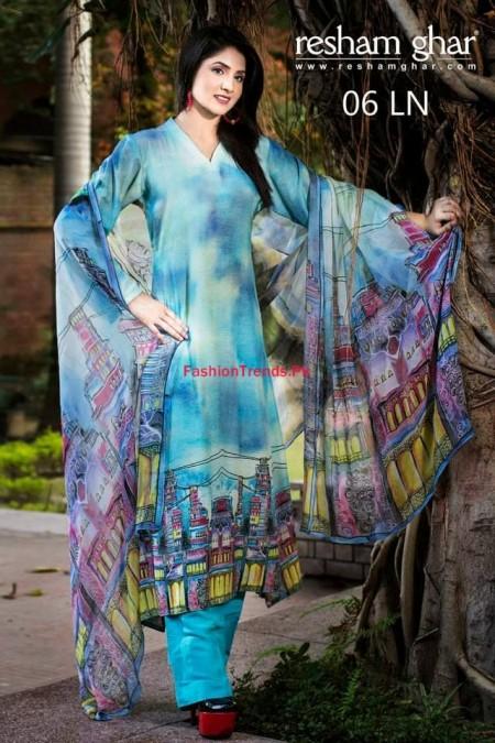Resham Ghar Women Fall Winter Dresses