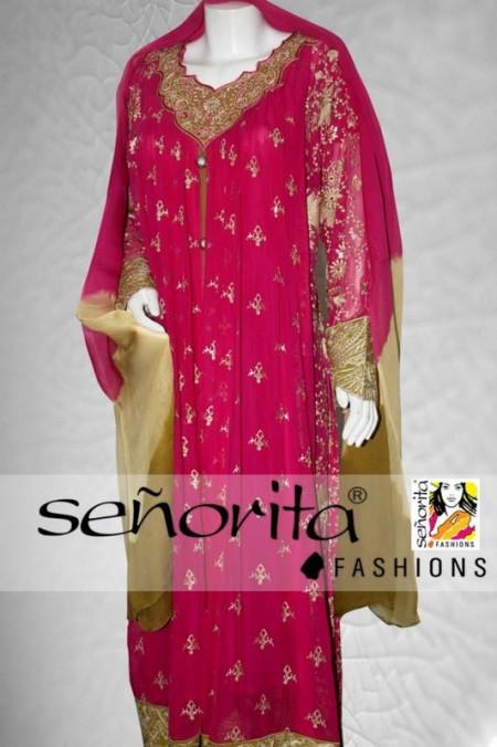 Senorita Fashions Eid-Ul-Azha Collection 2013 For Women