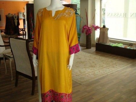 Shirin Hassan Eid-Ul-Azha Women Collection 2013