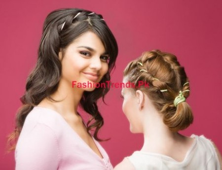 Stylish Hairstyles For Party