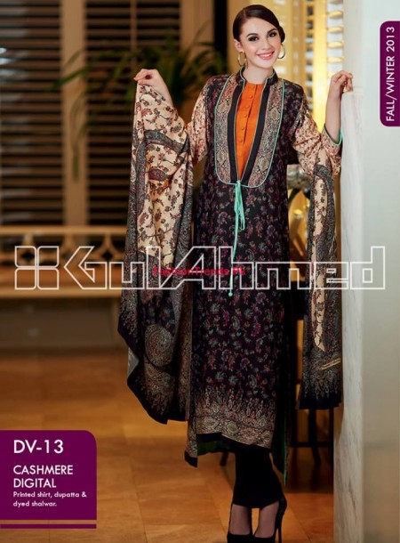 Gul Ahmed Women Fall Winter Collection