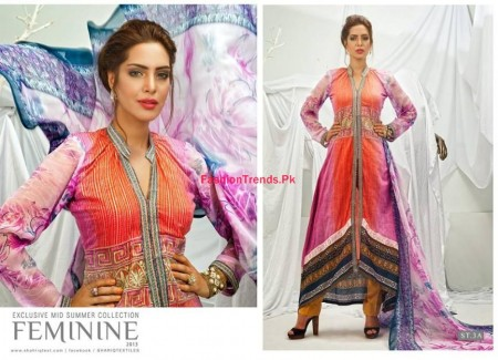 Feminine Exclusive Mid Summer Collection 2013