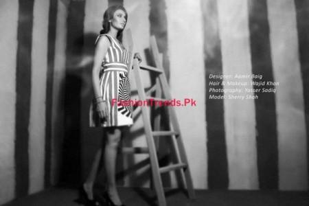 Aamir Baig Dresses 2013 For Women