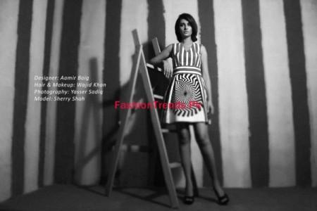 Aamir Baig Western Dresses For Women