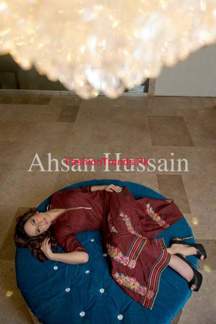 Ahsan Hussain Karnival Collection For Winter