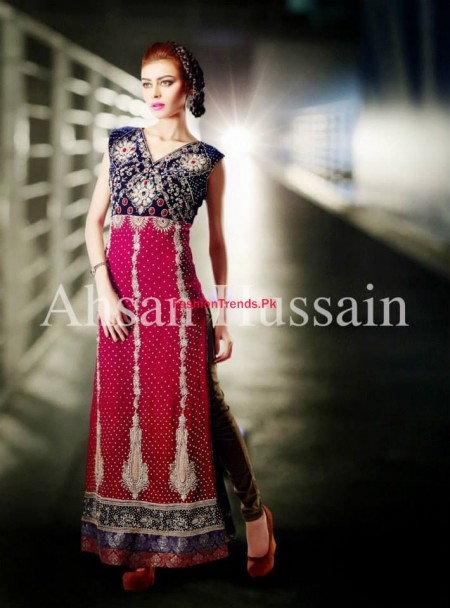Ahsan Hussain Karnival Winter Collection 2013