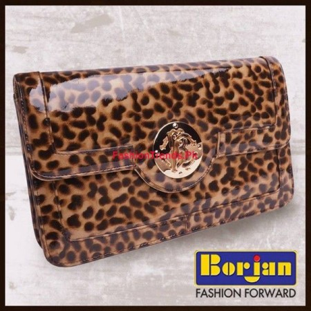 Borjan Clutches Collection for Women 2013