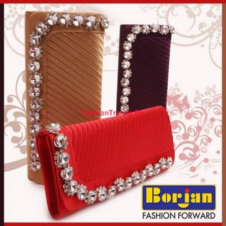 Borjan Clutches Collection 2013