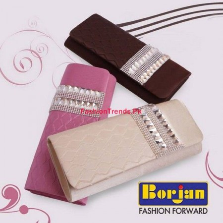 Borjan Women Clutches Collection 2013