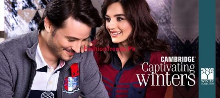 Cambridge Winter Dresses Collection For Men & Women