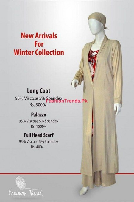 Common Thread Winter Dresses Collection 2013