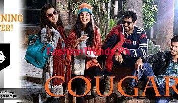 Cougar Winter Dresses 2013 For Men and Women