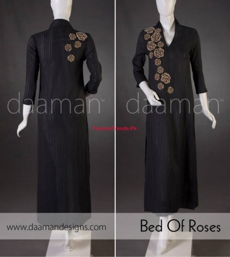 Daaman Latest Causal Winter Collection 2013 For Women