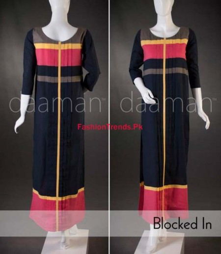 Daaman Outfits Casual Wear Collection 2013