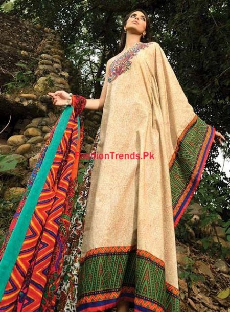 Designer Umar Sayeed Winter Embroidered Dresses