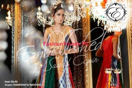 Embellished by Sadaf Amir Women Party Dresses