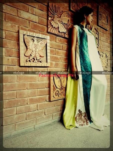 Etalage Dresses For Winter 2013