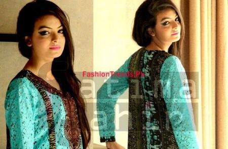 Fatima Tahir Dresses Winter Collection