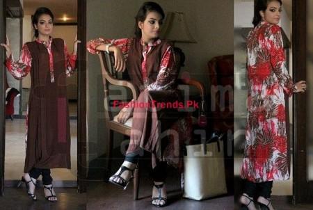 Fatima Tahir Dresses Winter Collection 2013-2014