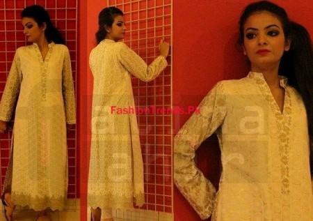 Fatima Tahir Winter Dresses 2013-2014