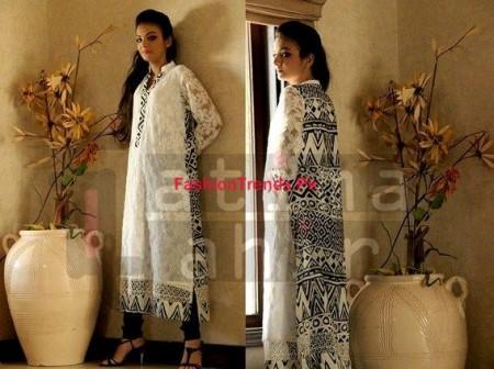Fatima Tahir Winter Dresses