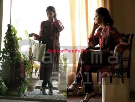 Fatima Tahir Winter Wear For Women