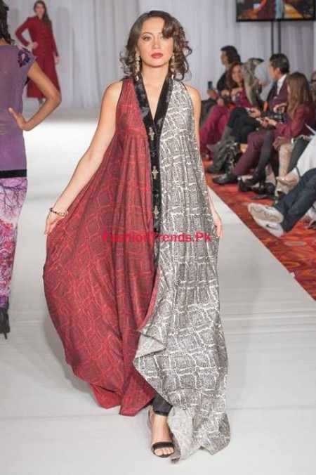 Gul Ahmed Collection 2013-2014 For Women