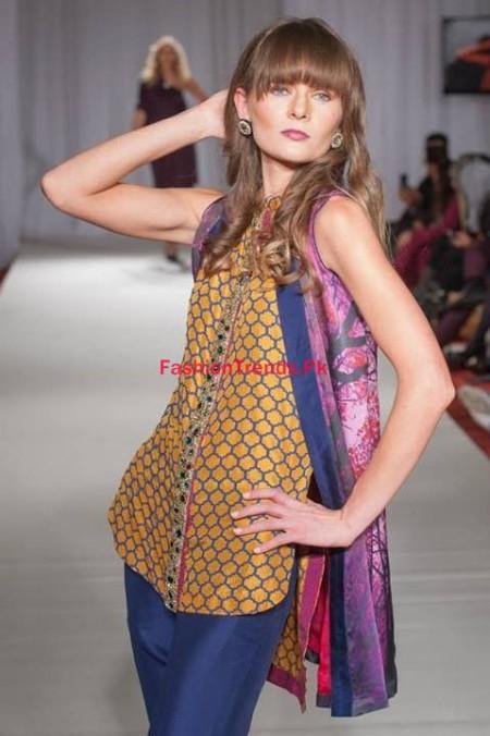 Gul Ahmed Winter Dresses For Women