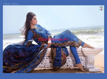 Ittehad Textiles Embroidered Khaddar Dresses For Women