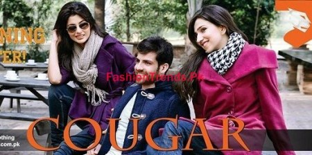 Cougar Winter Dresses Collection