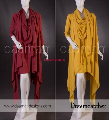 Latest Formal Wear Dresses By Daaman For Women