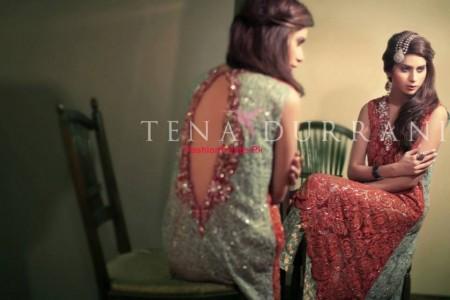 Tena Durrani Winter Collection For Women 2013