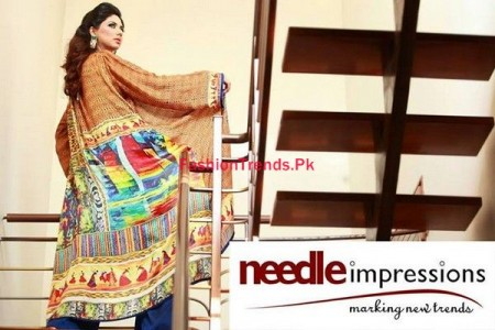 Needle Impressions Luxury Pret 2013