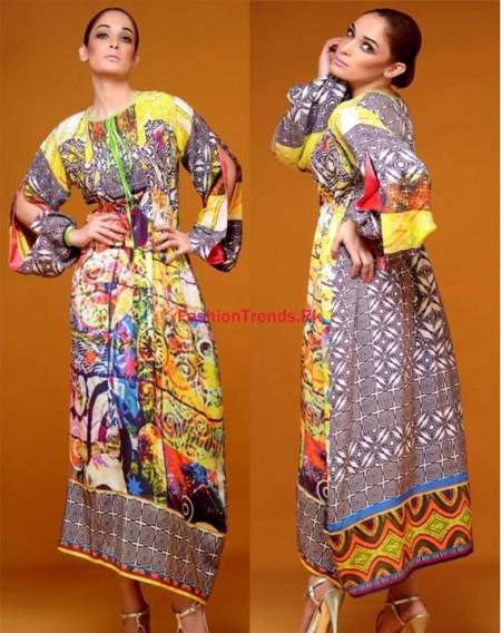 Hadiqa Kiani Winter Collection For Women