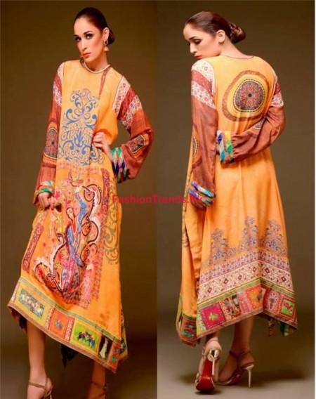 Hadiqa Kiani Winter Collection For Women 2013