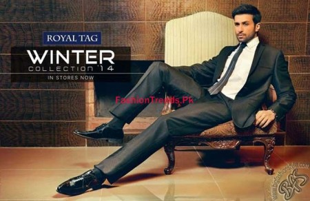 Roya Tag Winter Collection For Men