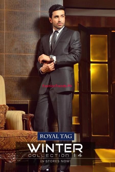 Royal Tag Winter Menswear Dresses