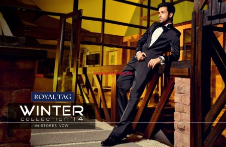 Royal Tag Menswear Winter Collection 2013