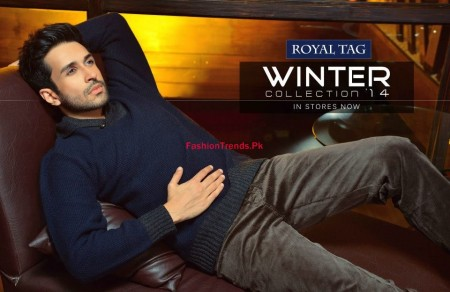 Royal Tag Winter Menswear Collection 2013