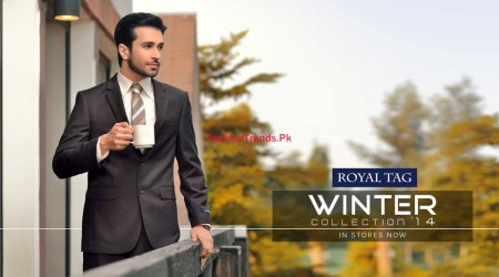 Royal Tag Winter Menswear Collection