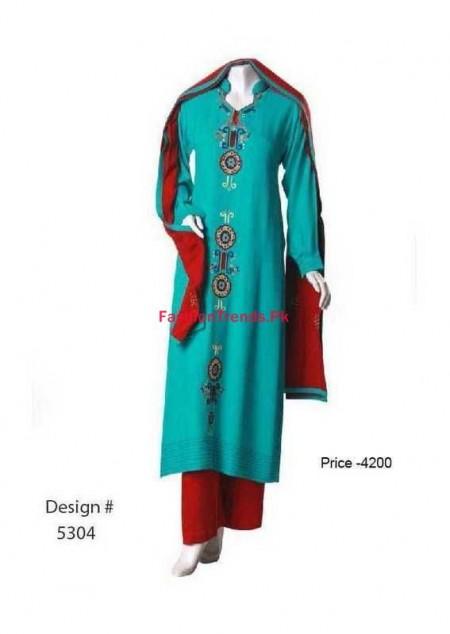 Senorita Fashions Winter 2013 2014 Dresses Collection