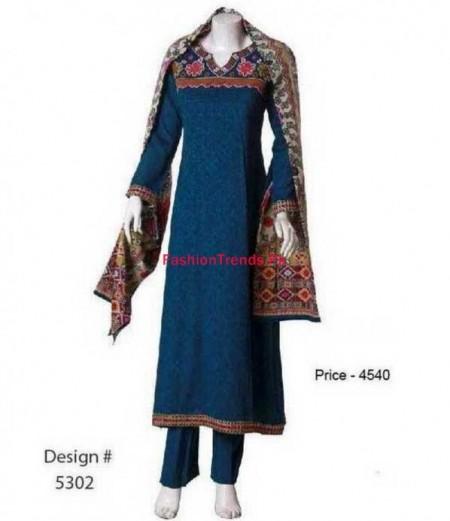 Senorita Fashions Winter Dresses 2013 2014