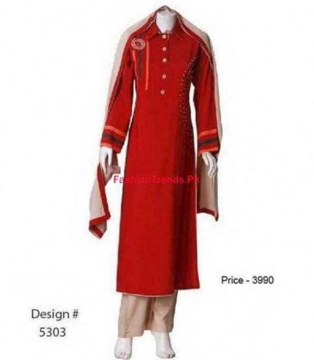 Senorita Fashions Winter Dresses Collection