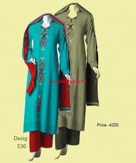 Senorita Fashions Winter Dresses For Women 2013-2014