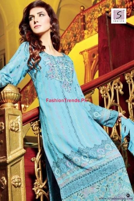 Shaista Cloths Winter Dresses For Women