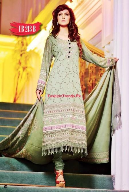 Shaista Cloths Women Winter Collection 2013