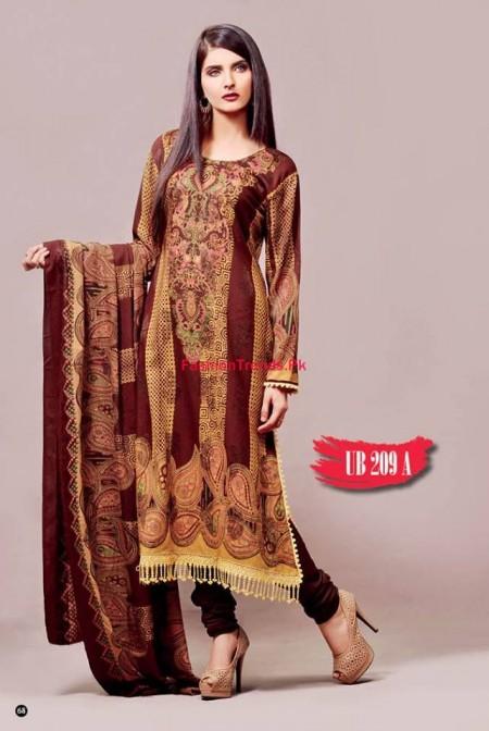 Shaista Cloths Winter Collection